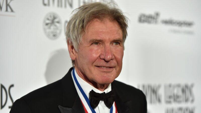 79歲哈里遜福特挑戰五度扮演印第安納瓊斯
