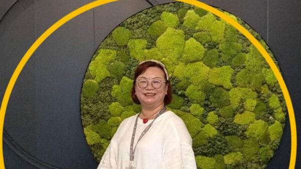 台湾欣传媒总监林芳怡染疫 救护车上猝逝