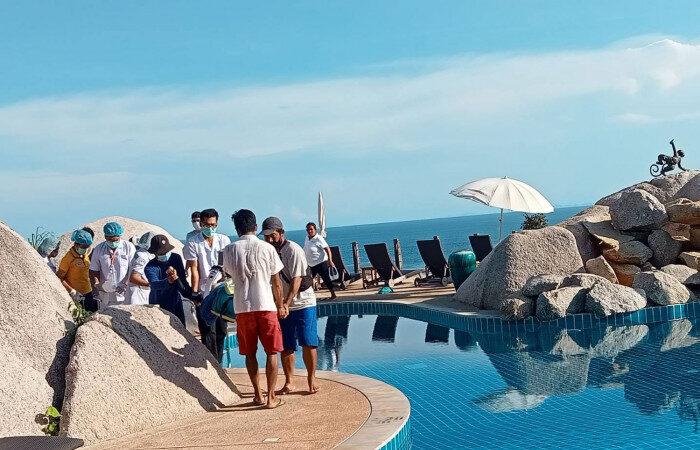 离奇!泰国富商夫妻泳池溺毙 监视器竟全故障