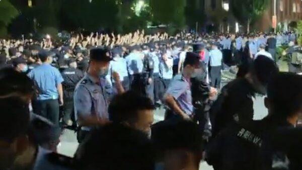 六四敏感时刻 中国多地闹学潮 当局被迫让步