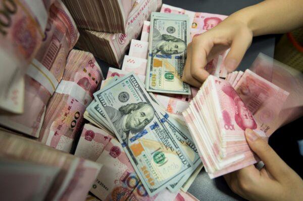 人民幣國際支付份額降至1.9% 創5個月新低