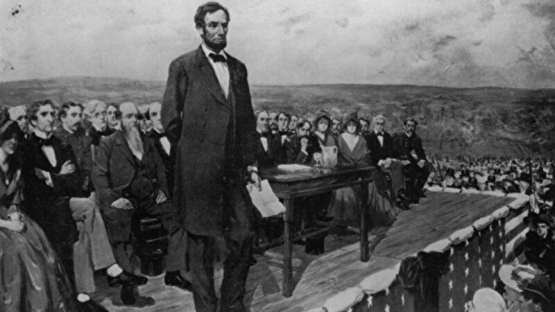 日食天象应证:林肯与南北战争 转轮周期的奥妙