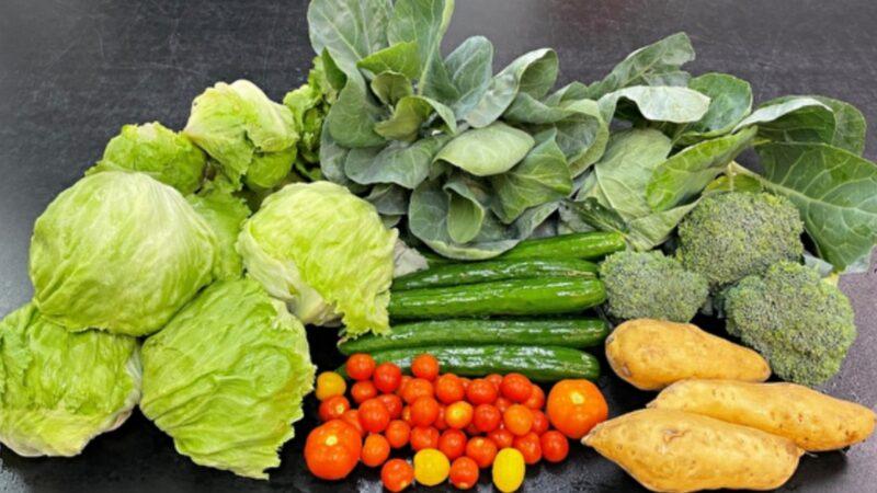 宅配蔬果正夯 到貨後怎麼保存?