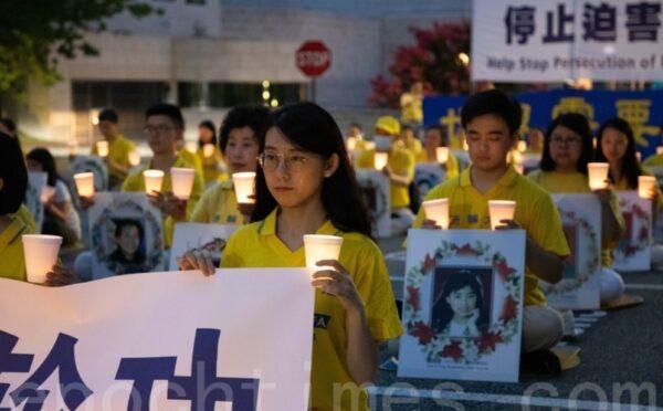 遭三次劳教出现脑血栓 北京谭道玲被迫害离世