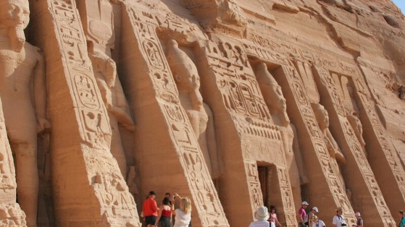 4千年前古埃及飛機潛艇 或是外星人留下?