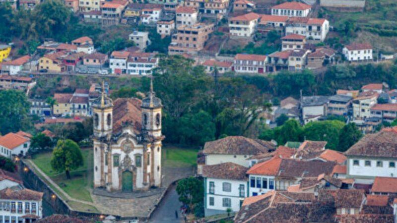七大葡式建筑奇观之一:巴西的圣方济各堂