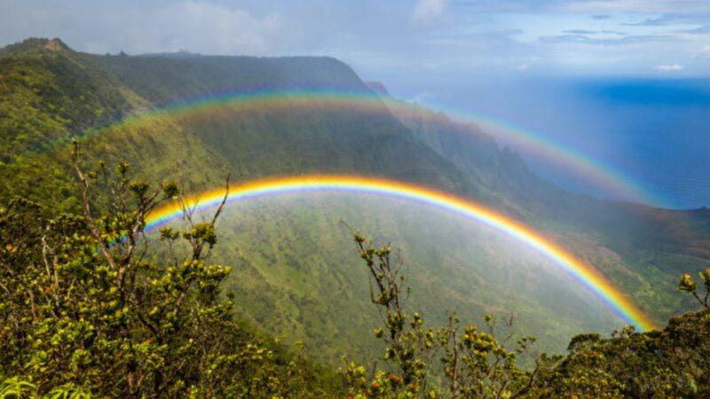 藏傳佛教的虹化神跡