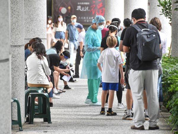 台6/1新增262本土病例65例校正回歸 13人病逝