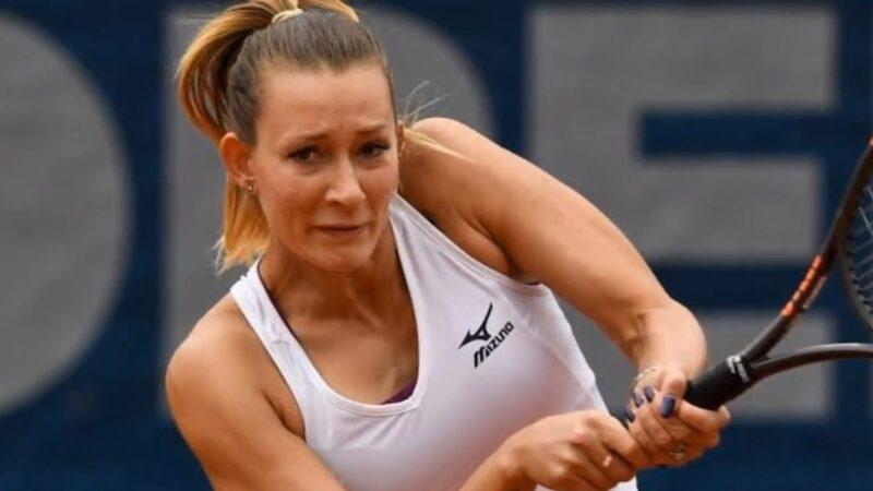 惊传打假球 俄罗斯女选手法网赛后被捕