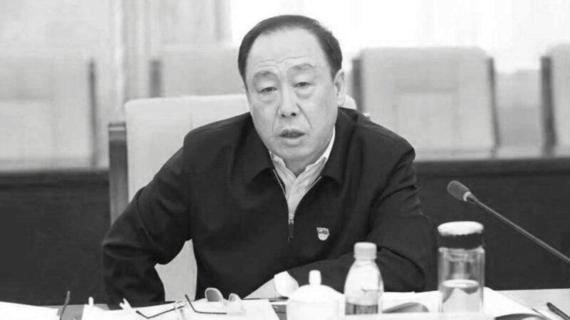 頂頭上司剛落馬 黑龍江省政法委副書記何健民被查