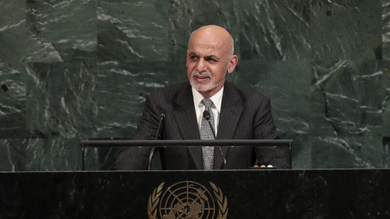 美军将撤离阿富汗之际 拜登会晤阿国总统
