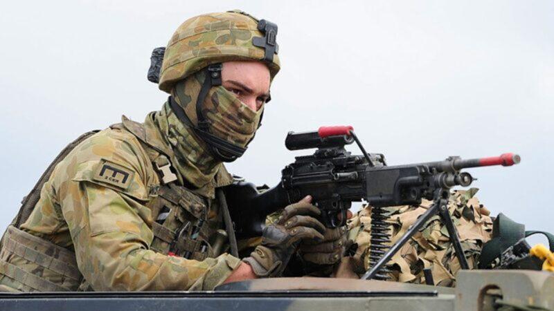 反制中共 澳洲新特種部隊被賦予「新任務」