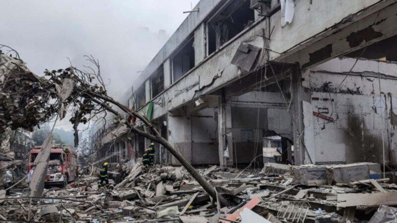 習近平下達指令後 湖北爆炸案8人被刑拘