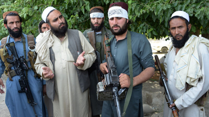 中共趁美撤军谋扩一带一路到阿富汗 专家指或遇挫