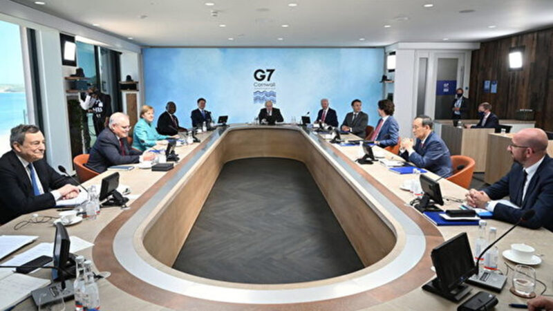 G7、北約聯合聲明刺激北京 中共兩招回應惹嘲諷
