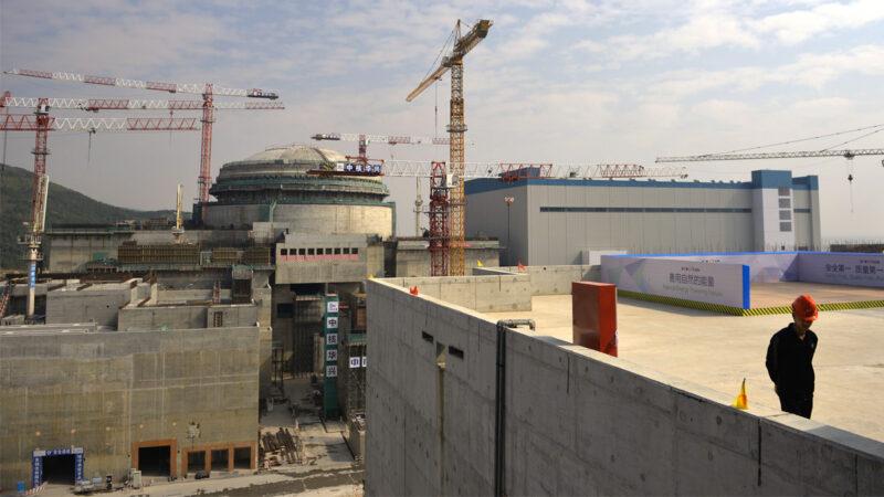 警告台山核電站有危險 法國合營公司尋求美國援助