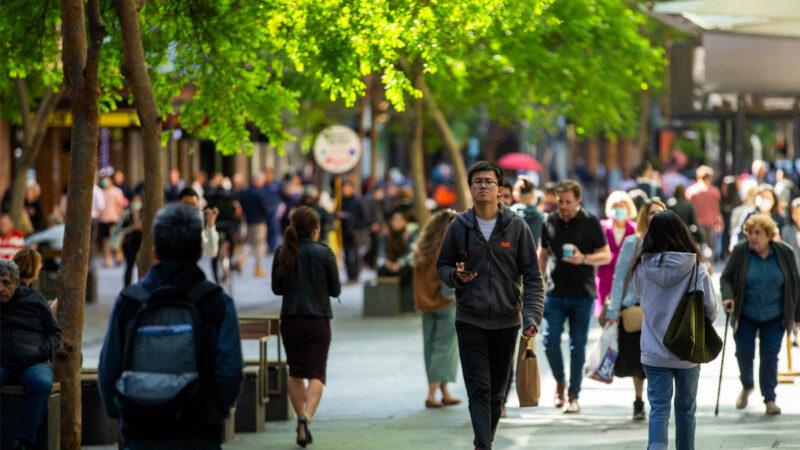 澳5月份經濟增長強勁 資深商務編輯: 因為中共