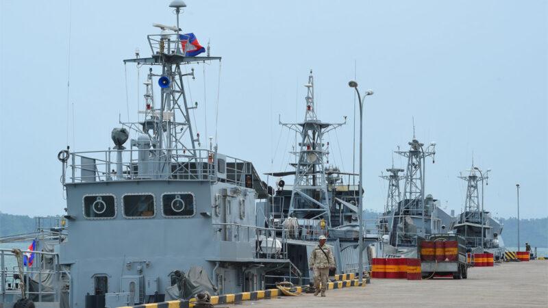 柬埔寨基地拆美国设施建中共设施 美官员考察受限