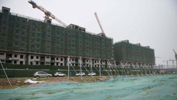 中共土地财政创新高 去年卖地收入占地方财政84%