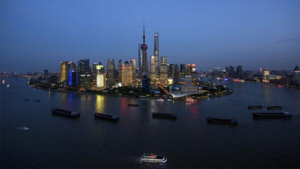金融時報:海平面上升威脅中國經濟中心 上海最甚