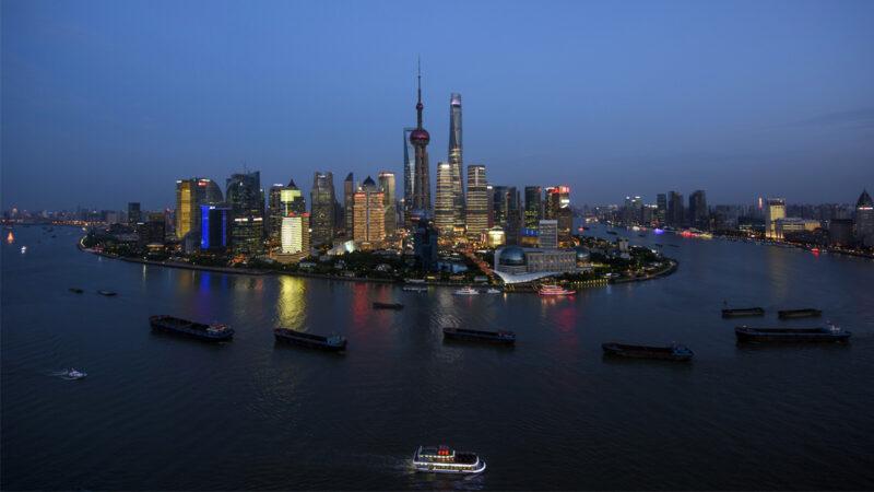 金融时报:海平面上升威胁中国经济中心 上海最甚