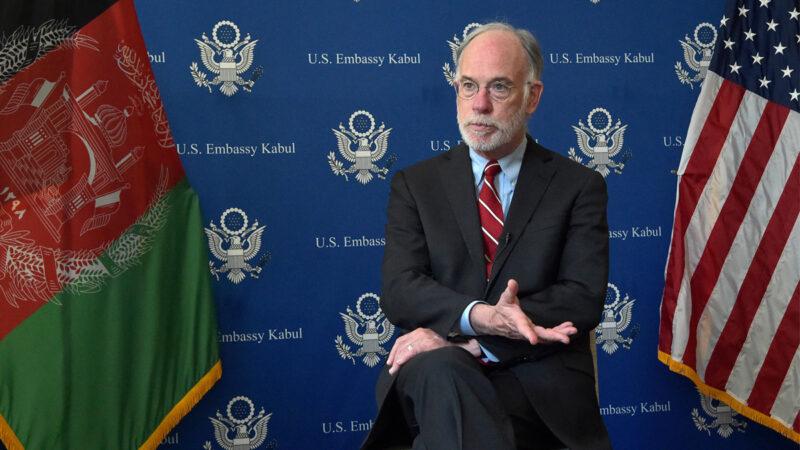 第三波疫情袭阿富汗 美使馆百人感染一人死亡