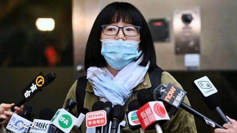 港警如临大敌禁悼六四 香港支联会副主席被捕