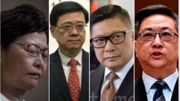 武官晉升統領公務員 香港變身「警察之都」