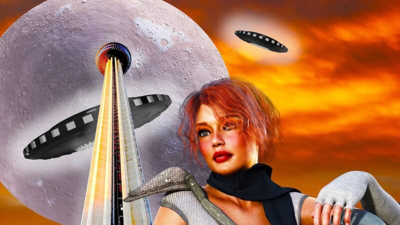 意大利女子被绑架至UFO!遭外星人强暴产下外星婴儿