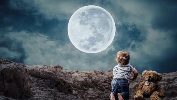 中秋話月:從古籍中記載看月亮的「超常」