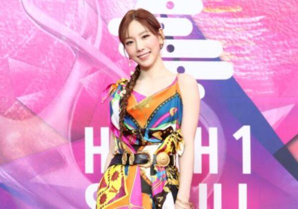 太妍7月6日以新單曲《Weekend》回歸樂壇