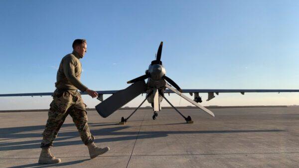 美伊军方会谈后 伊拉克美军基地击落两架无人机