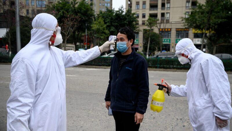 中國浙江現疫情 溫州瑞安進入戰時機制