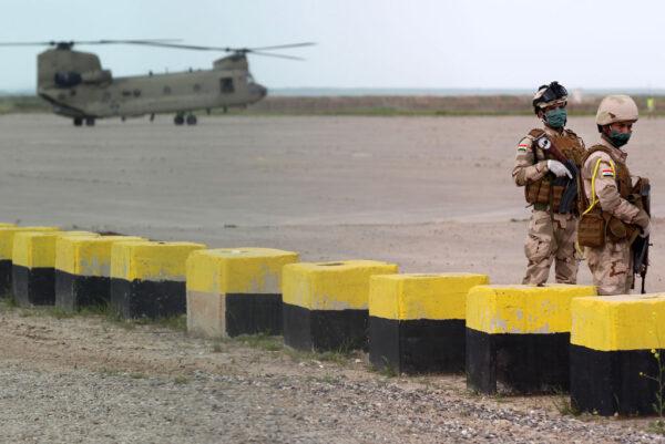 美軍空襲親伊朗民兵 目標伊拉克、敘利亞3處設施