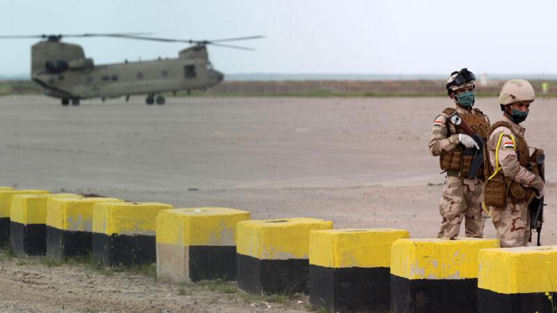 美军空袭亲伊朗民兵 目标伊拉克、叙利亚3处设施