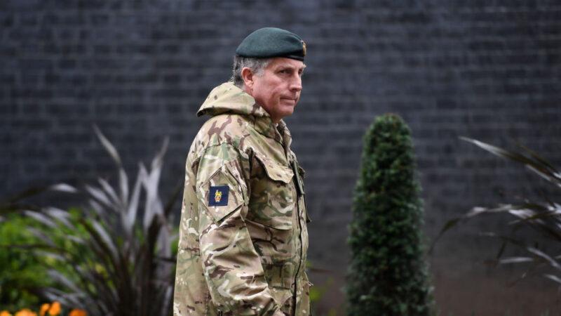 英国防参谋长确诊 国防部长等官员自主隔离