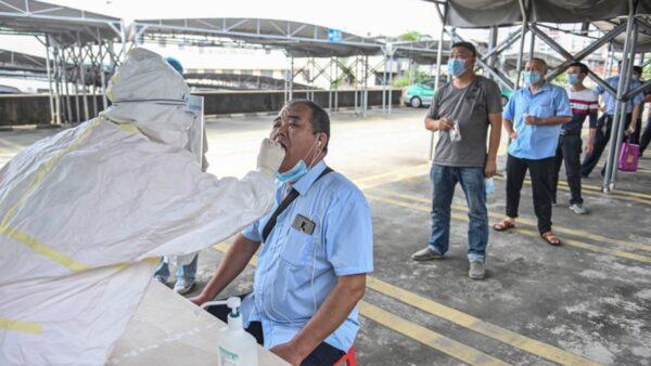 广州疫情持续恶化 定点医院2医护确诊