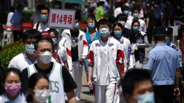 江西专升本考试151人作弊 多名大学教师被刑拘