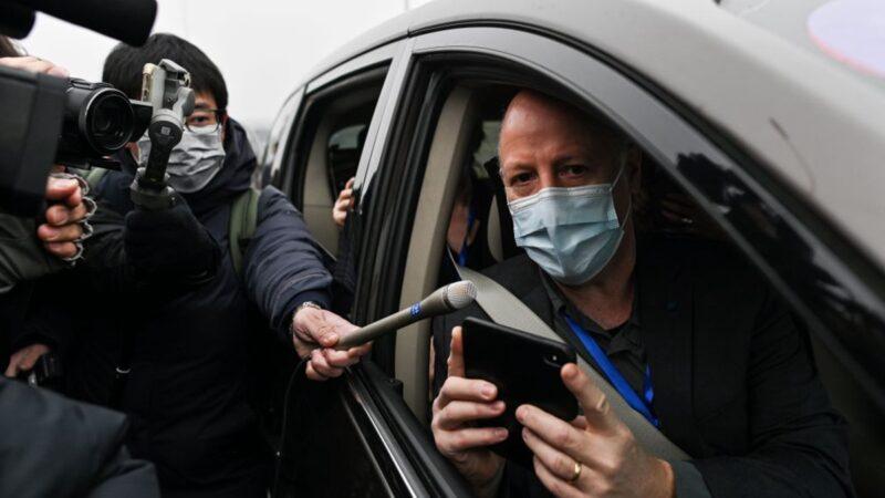 世卫要员与中共关系曝光 劝26名专家为武毒所站台