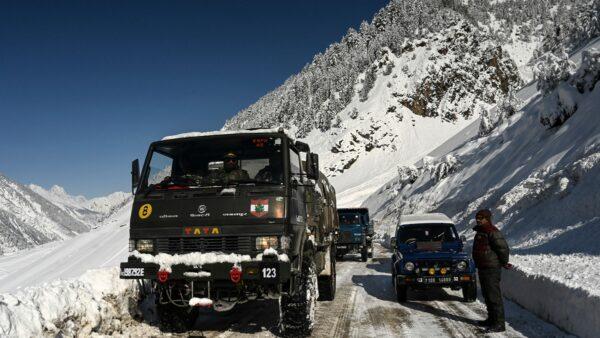 中印邊境持續增兵 軍力創數十年之最