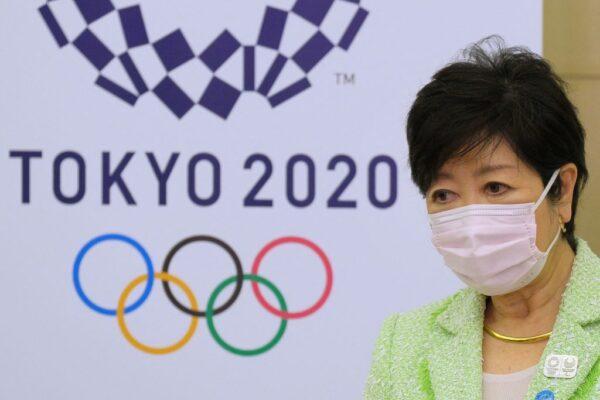 發燒未退 東京都知事小池續住院