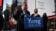 紐約市長初選衝刺 楊安澤位列前三甲