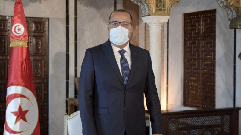 上月才接种疫苗 突尼斯总理确诊