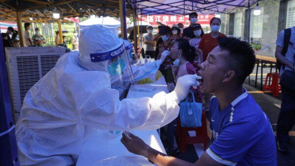 变种病毒无药可治 广州护士确诊 两大医院急停