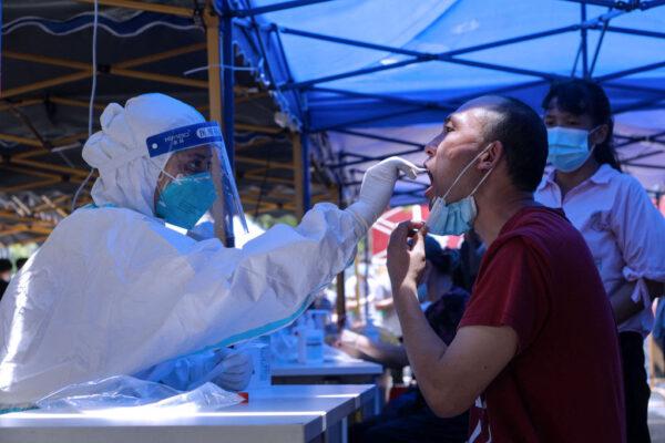 专家:广东、深圳变种病毒更致命
