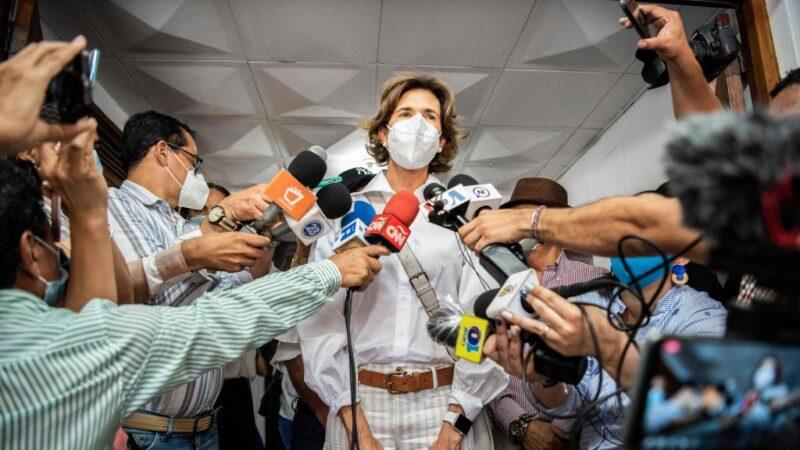 被控洗錢 尼加拉瓜反對派人物突遭軟禁