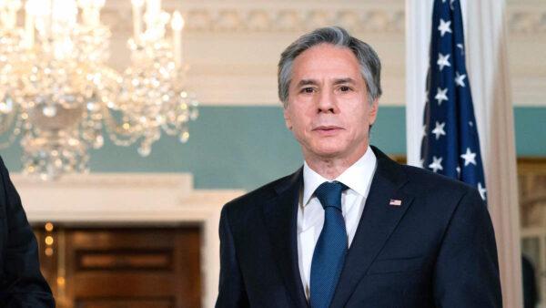 美國務卿:堅定支持立陶宛抗拒中共