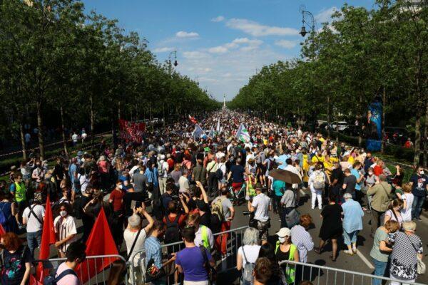 上海復旦分校案 匈牙利選務機關准辦公投