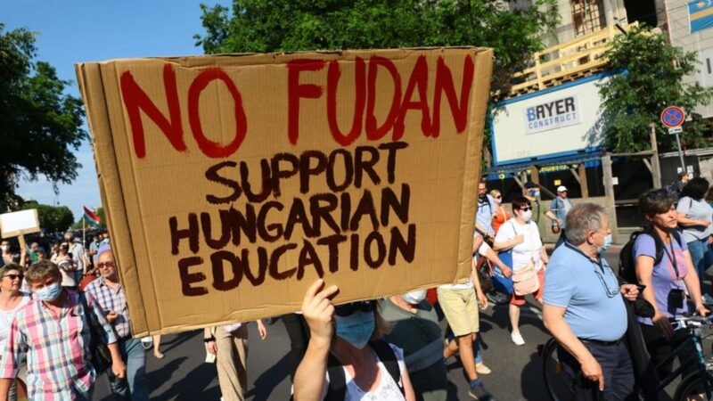 致信習近平 匈牙利反對派當選將中止2大中資計劃