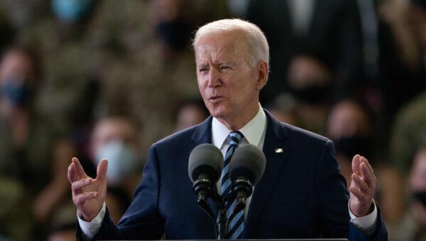 【重播】訪歐首站 拜登在美軍駐英基地講話